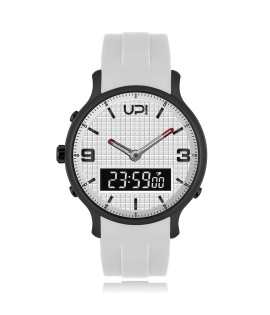 UPWATCH DOUBLE BLACK&WHITE