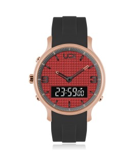 UPWATCH DOUBLE ROSE&RED