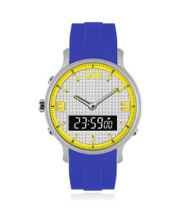 UPWATCH DOUBLE YELLOW&BLUE