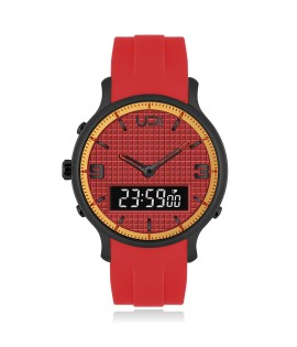 UPWATCH DOUBLE YELLOW&RED