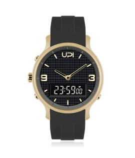 UPWATCH DOUBLE GOLD&BLACK