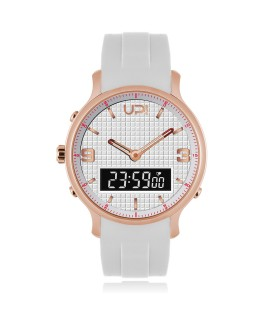 UPWATCH DOUBLE ROSE&WHITE